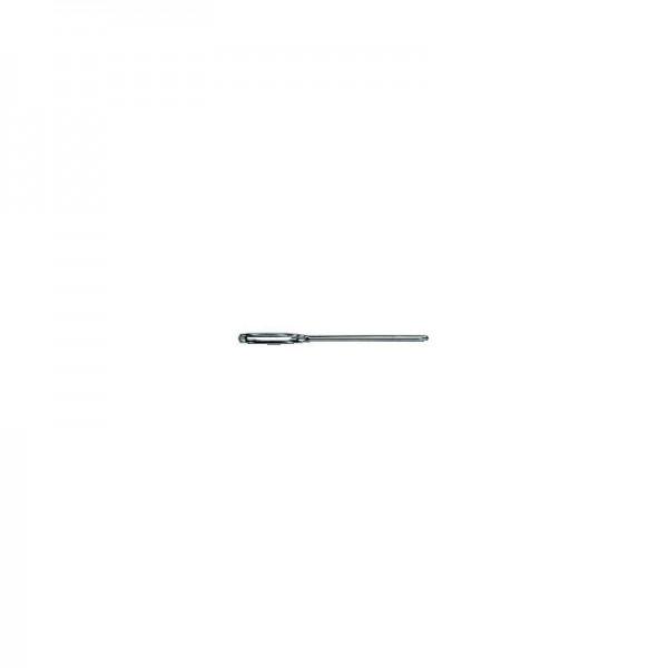 Sticknadeln ohne Spitze ST 14 1,90x60 mm silberfarbig 25 St